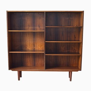 Mid-Century Danish Rosewood Wall Unit from Viby Møbelfabrik, 1960s