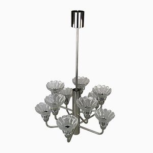 Mid-Century Space Age Chandelier
