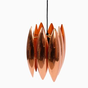 Mid-Century Ceiling Lamp by Johannes Hammerborg for Fog & Mørup