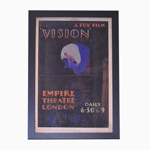 Vision Film Poster, 1930s