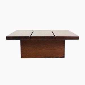 Table Basse Pirkka par Ilmari Tapiovaara pour Laukaan Puu, années 50