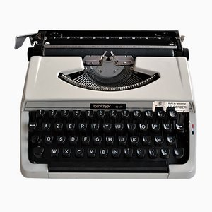 210 Typewriter from Brother, 1970s