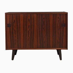 Mueble danés vintage de palisandro, años 70
