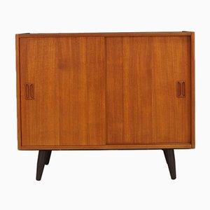 Mueble danés vintage de Niels J. Thorso, años 70