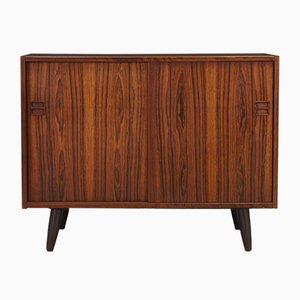 Vintage Danish Rosewood Cabinet, 1970s