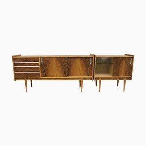 Comò Mid-Century moderno di Bytomskie Furniture Factory