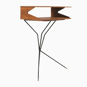 Table de Chevet Mid-Century, Italie