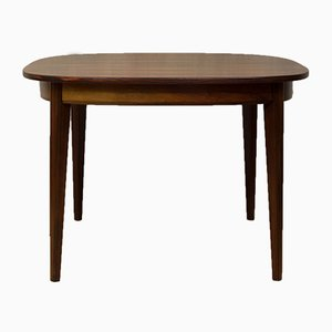 Extending Rosewood Dining Table from Omann Jun, 1960s