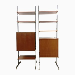 Italian The Real Shelves from Dal Vera, 1970s, Set of 2