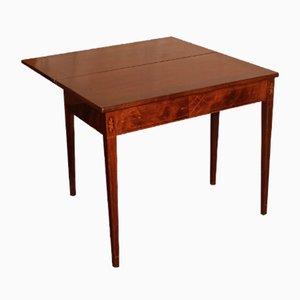 Tavolino in mogano, anni '60