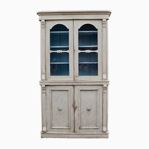 Antique Cabinets, Set of 2
