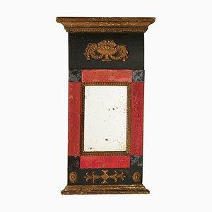 Espejo antiguo, década de 1820