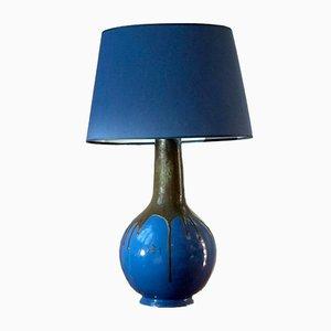 Lampe de Bureau Vintage en Céramique, années 70
