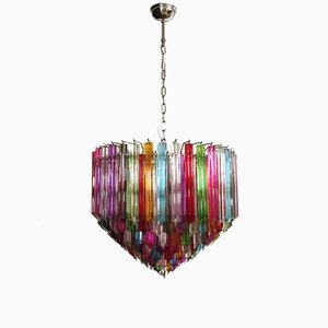 Murano Glass Chandelier, 1982