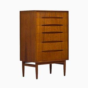 Teak Dresser by Kurt Østervig for Emmaboda Möbelfabrik, 1950s