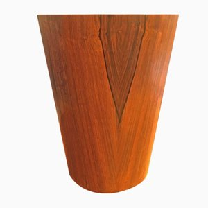 Swedish Rosewood Waste Bin by Martin Aberg for Servex, 1960s