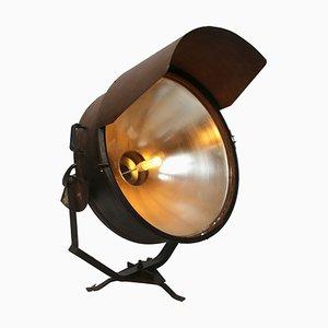 Pistenlampe, 1950er