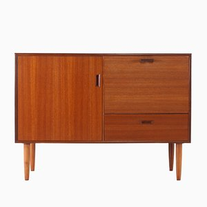 Scandinavian Teak and Rosewood Buffet, 1960s