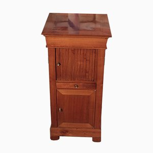 Antique Birch Nightstand