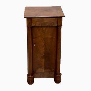 Table de Chevet Antique en Noyer