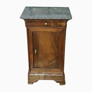 Antique Walnut Nightstand