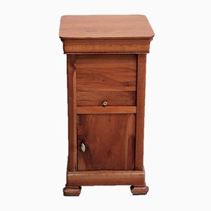 Small Antique Cherrywood Nightstand