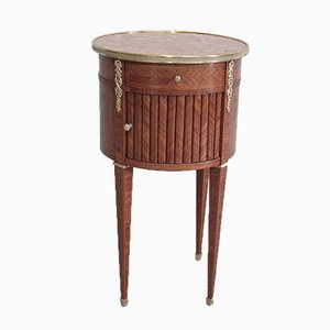 Antique Louis XVI Style Rosewood Nightstand