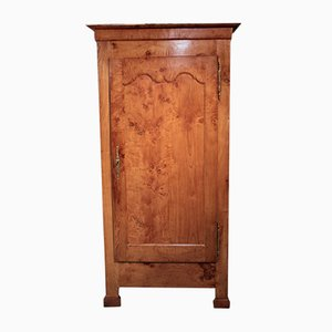 Antique Ash and Oak Wardrobe