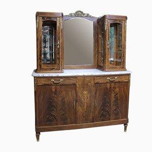 Vintage Art Deco Mahogany Sideboard