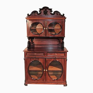 Antique Rosewood Buffet