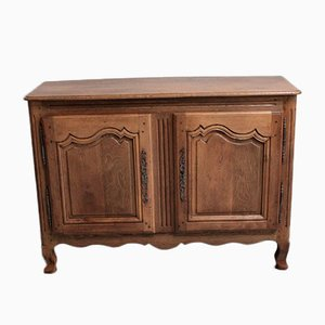 Antique Louis XV Oak Buffet