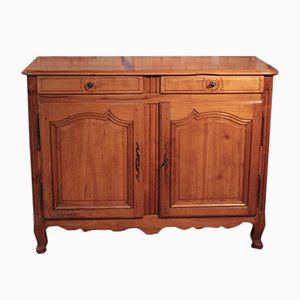 Antique Louis XV Cherry Buffet