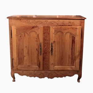 Antique Pearwood Buffet