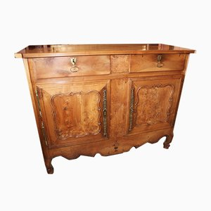 Antique Louis XV Cherry & Ash Buffet