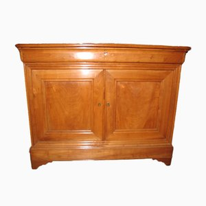 Antique Louis Philippe Cherry Wood Buffet