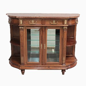 Antique Louis XVI Style Walnut Buffet