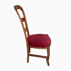 Antique Cherry Nursing Chair