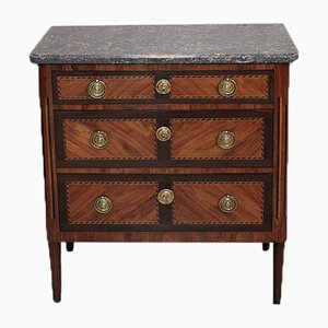 Antique 18th-Century Louis XVI Rosewood Dresser