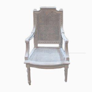 Chaise d'Enfant Style Louis XVI Antique