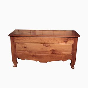 Antique Cherry Storage Chest