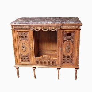 Vintage Beech Cabinet