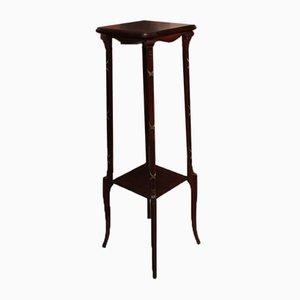 Vintage Mahogany Side Table, 1920s