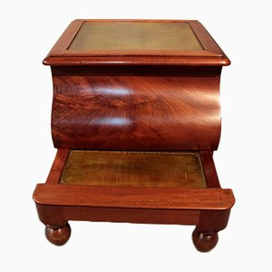 Antique Mahogany Convenience