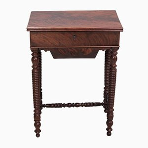 Antique Louis-Philippe Side Table, 1800s