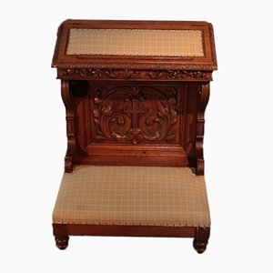 Antique Oak Oratory, 1900s