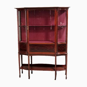 Vintage English Mahogany Cabinet