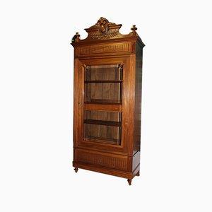 Vintage Louis XVI Style Mahogany Cabinet