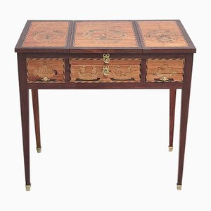 Louis XVI Rosewood Side Table, 1700s