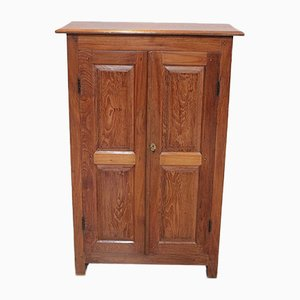Antique Indian Teak Spice Wardrobe