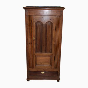 19th Century Teak and Rosewood Cabinet